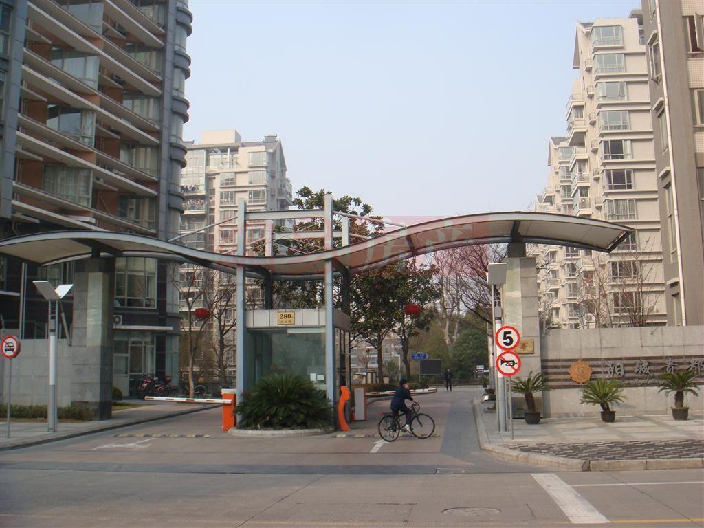 上海大华阳城贵都实景图图片