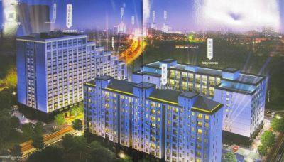 上海三湘未来海岸效果图图片