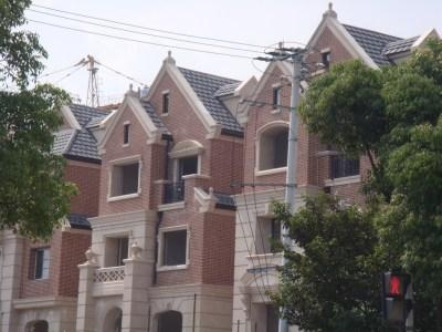 上海中建大公馆实景图图片