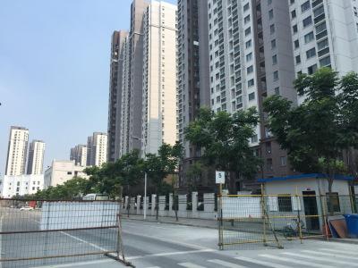 上海城开珑庭实景图图片