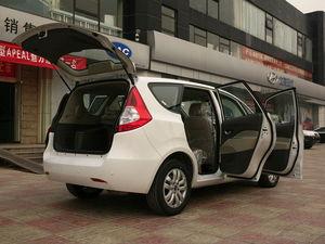 和悦RS 2010款 1.8MT舒适增配型(5座)