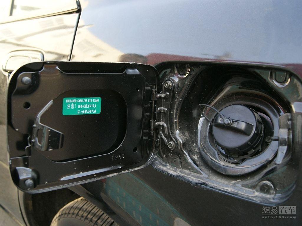 油箱盖开启-网易汽车