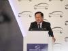 全国政协副主席、科技部部长万钢发表演讲