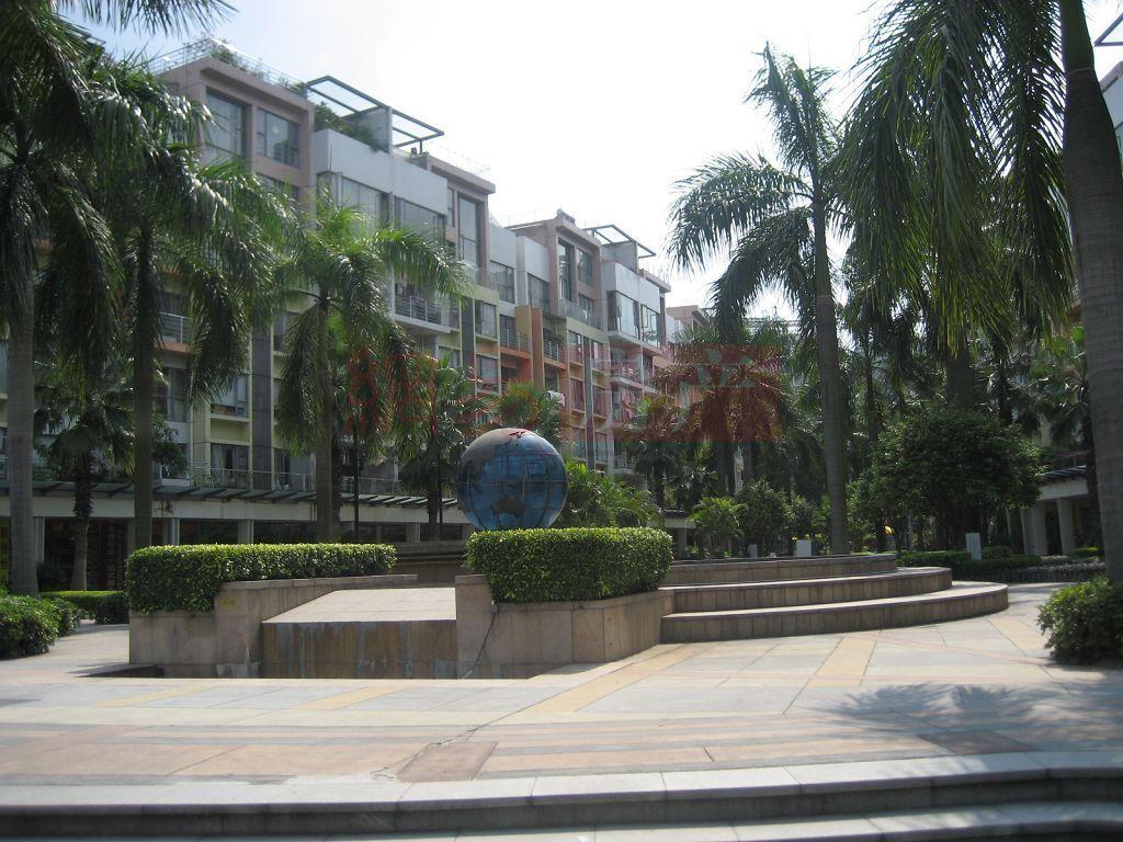 广州中海康城实景图图片