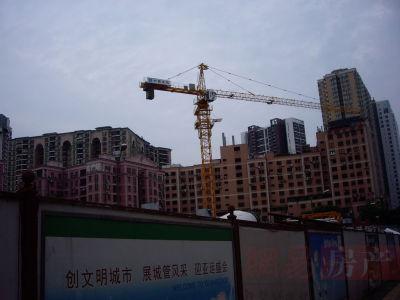 广州合生帝景国际实景图图片