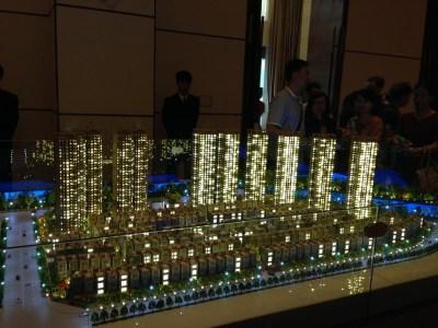 广州涟岸实景图图片